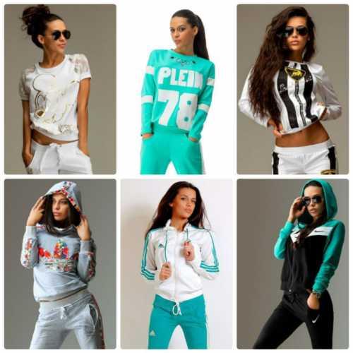 женские худи: особенности выбора и правила сочетания с другой одеждой